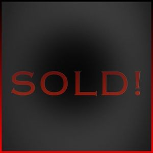 SOLD! :(